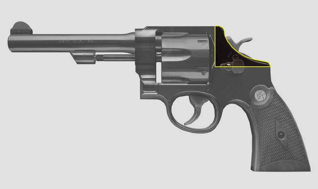 Old Fashioned Guns