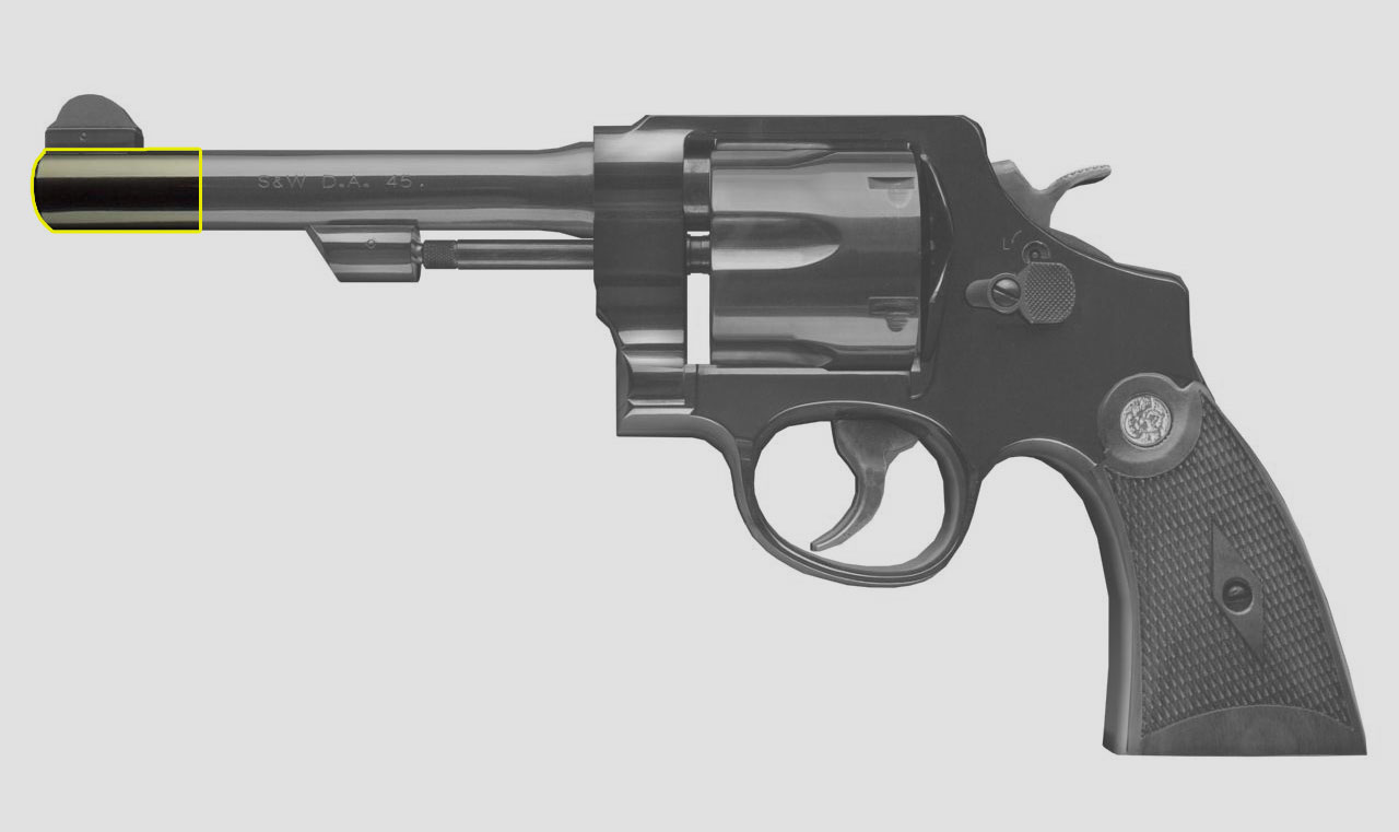 Guns101: Gun Basics - understanding the basic components of a gun